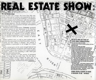 The Real Estate Show continues....