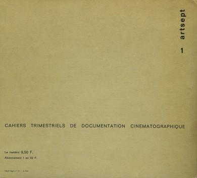 Documentation cinématographique