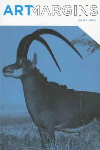 Palanca negra antelope.