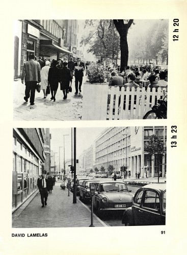 1969, le temps comme activité.